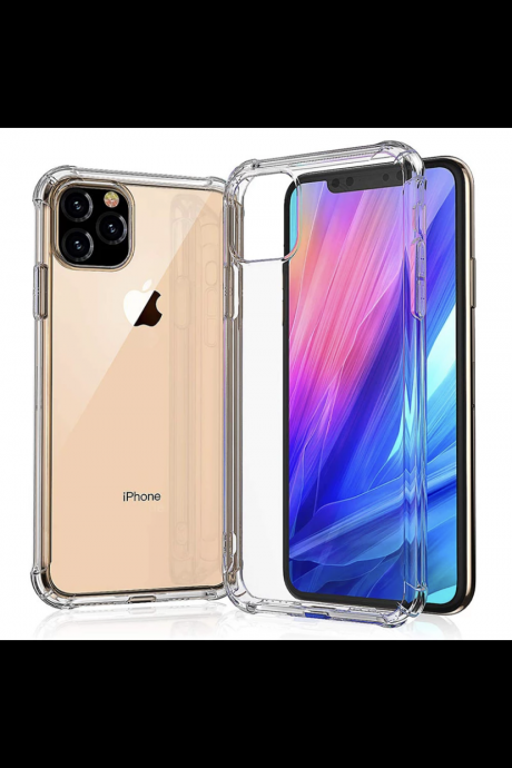 iPhone Clear Cell Phone Case
